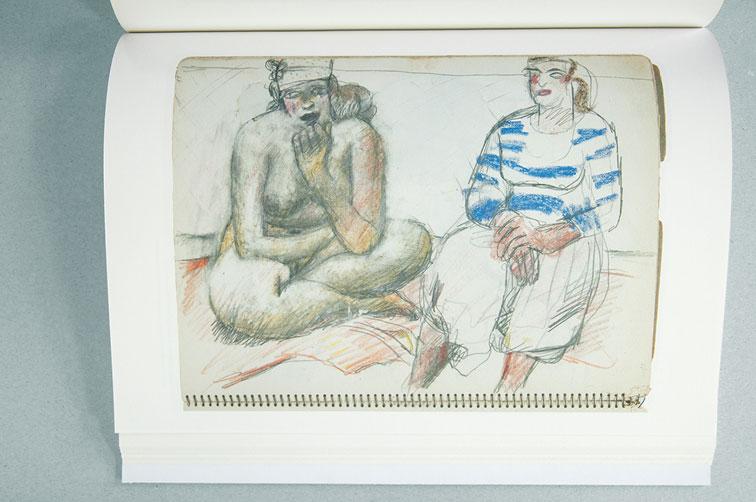Le Corbusier - Album d'Afrique du Nord