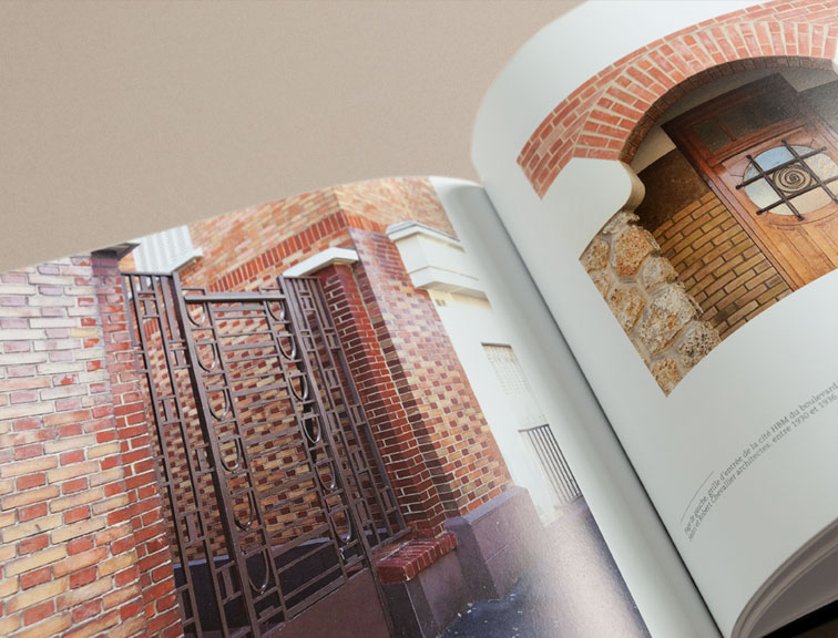 Argenteuil - Art Déco -Art Nouveau - Visions Futures, éditions AAM