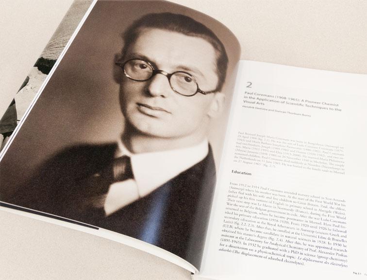 Scientia Artis - A Man of Vision, IRPA/KIK