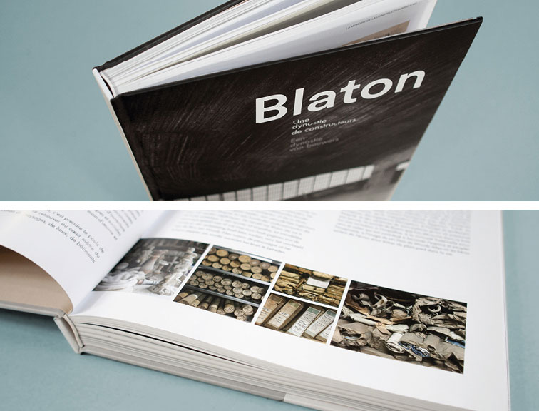 Blaton - Une dynastie de constructeurs